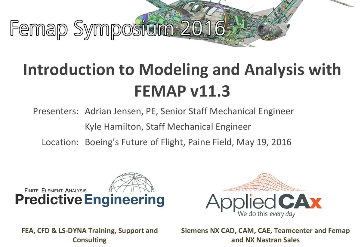 Femap 11 Manual