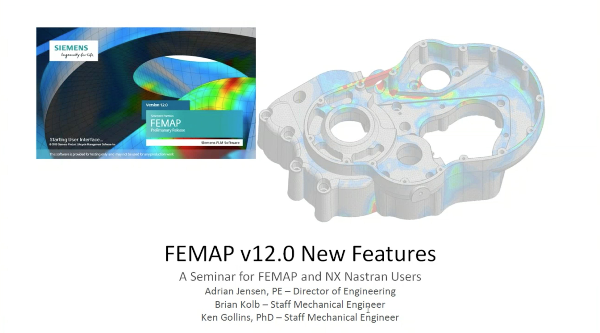 Femap training manual