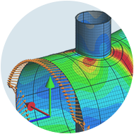 Our core products FEMAP and NX NASTRAN
