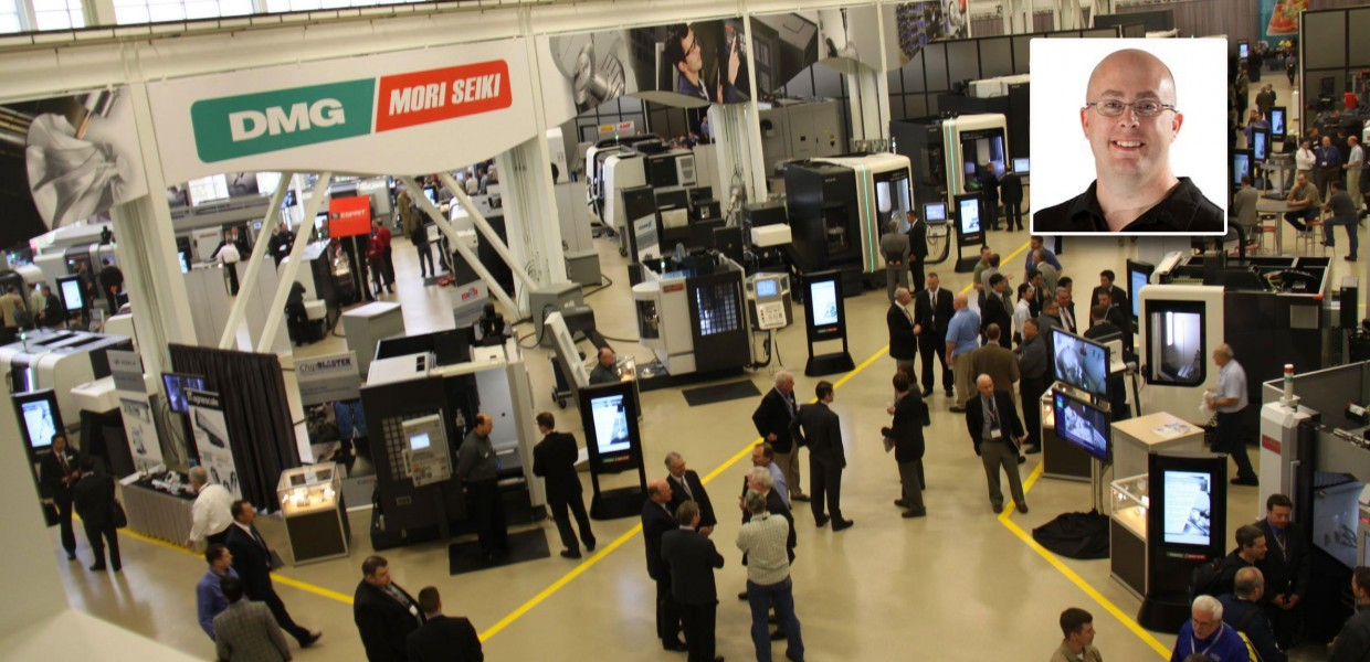 CAD/CAM expert visits DMG Mori Innovation Days 2015