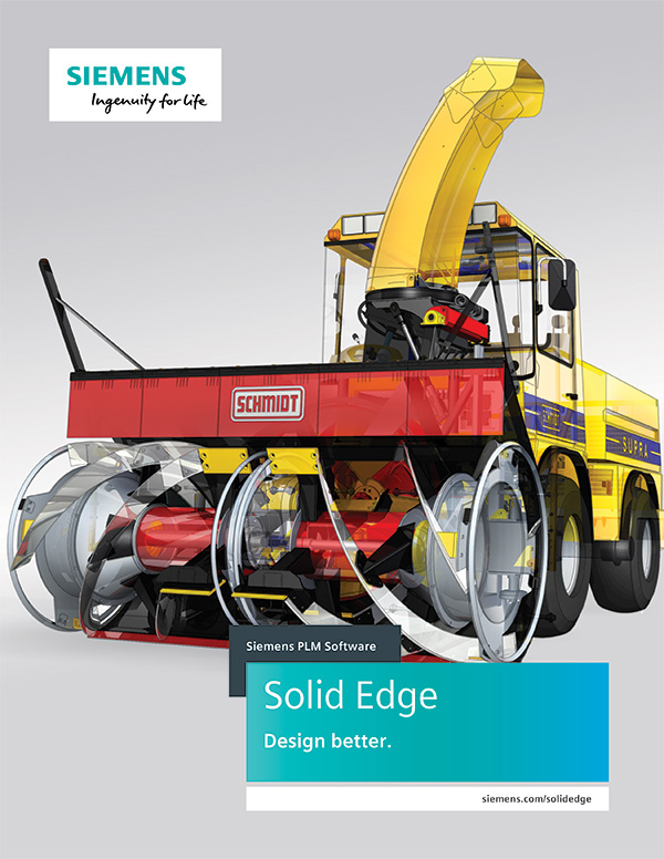 Siemens PLM Solid Edge Overview Applied CAx 1