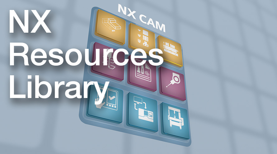 Applied CAx nx resources library